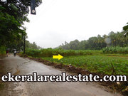 Low budget house plot sale at Kundamankadavu  Trivandrum