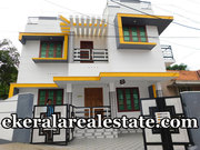 Nettayam Below 60 lakhs 3 bhk house for sale