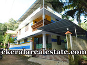 Thachottukavu  3 cents land 1200 sqft new house for sale
