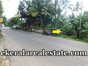 Aniyoor Chempazhanthy10 cent  land plot for sale