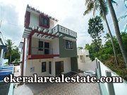 6 cents land and new villa sale  Near Technopark