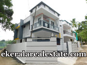 1650 sqft attractive modern house sale at Thachottukavu