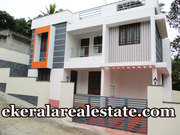 Vattiyoorkavu independent 3 bhk house for sale