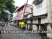 Vanchiyoor 6 cents land and old house for sale