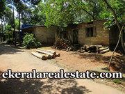 Road frontage land sale in Pongumoodu Ooruttambalam
