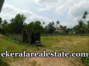 Lorry access land sale at Bhagat Singh Road Kannammoola