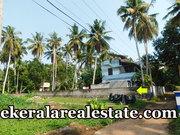 Tar Road frontage land sale in  Pongumoodu Ulloor