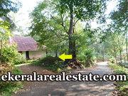 Road frontage land sale in embanoor Aruvikkara