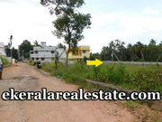 Residential house plot sale in Balaramapuram