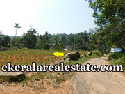 Land  plot 10 cents sale  Near Pothencode  Trivandurm
