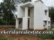 Kattakada 1300 sqft new house for sale