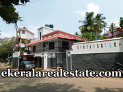 Mannanthala 10 cents land and used house for sale