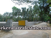 Thonnakkal low price house plot for sale