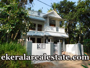 4.75 Cents Newly Built House Sale at Thiruvallam