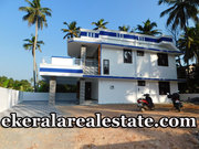 New 3BHk house Sale at Peroorkada