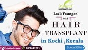 Hair Transplant in Kochi,  Kerala - Best Clinic | Affordable Cost | NHT