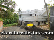 Road Frontage House Sale at Mannanthala