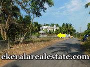 Road Frontage Land for Sale at Mullassery Mangalapuram