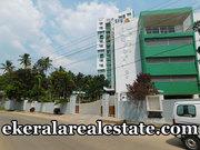 Semi Furnished 2 BHK Flat for rent at  Mukkola Mannanthala
