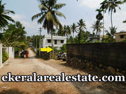 Road Frontage Land sale at vattiyoorkavu