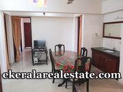 Furnished Flat for Sale at Thampuranmukku 3 BHK