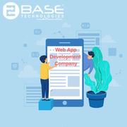 Top Web app development company in India -2Base Technologies