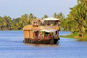Houseboat in Alleppey / Best Houseboat Packages in Kerala