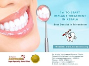Dental Implant Treatment at Affordable Rates