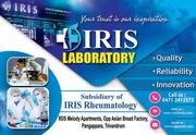 Diagnostic Services by Iris Lab