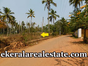 Road Frontage Plot for Sale at Pachalloor