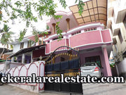 1500 Sq.ft. House for rent near Attukal Manacaud