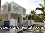 New Modern House for Sale in Vattiyoorkavu
