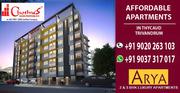Chothys Arya Luxury Luxury Appartments in Trivandrum 9020263103