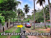 9.5 cents house Plot Sale at  Chacka