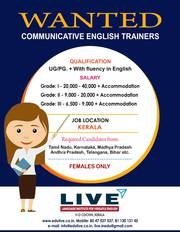 Communicative English Teachers