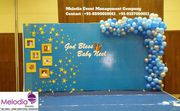 Holy Communion Decoration in Thrissur,  Kerala,  PH: +91-8590010011