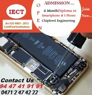 Best Institute of Smartphone & i phone  Chiplevel course in KERALA