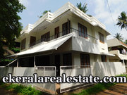 Pattom 1200 sqft 3 Bhk House For Rent