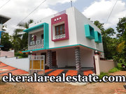 1500 sqft  3 Bed Rooms House  sale near  Peyad Junction