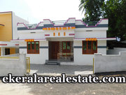 900 sqft  new single storied house for sale in Thachottukavu