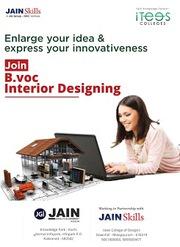 Interior Designing Courses in Kerala | B.voc Interior Designing