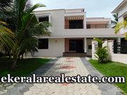 11 Cents 2500 Sqft Super Luxuary Villa For Sale at Menamkulam