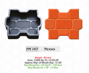 JR Rubber Industries | Rubber moulds for paver blocks