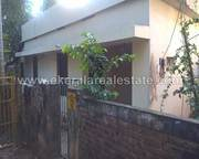 Ambalamukku 600 sqft 2  bhk house for rent