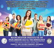 Manchester Institute of Paramedical and Technology|Paramedical courses