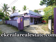 Enchakkal  6 cetns land and house for sale