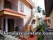 Vazhuthacaud 900 sqft 2 BHK House For Rent
