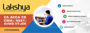 Admissions Open for CA,  ACCA,  CMA & CS Coaching