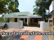 900 sqft 2 BHK House For Rent at Ulloor Prasanth Nagar