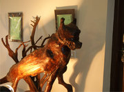 Explore The Art Of Creation In Driftwood |Bay Island Driftwood Museum